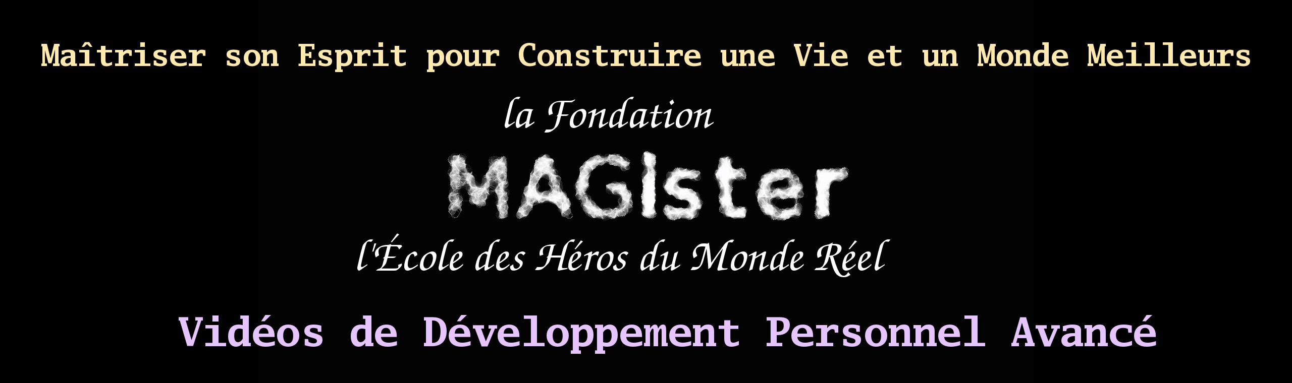 La Fondation MAGister